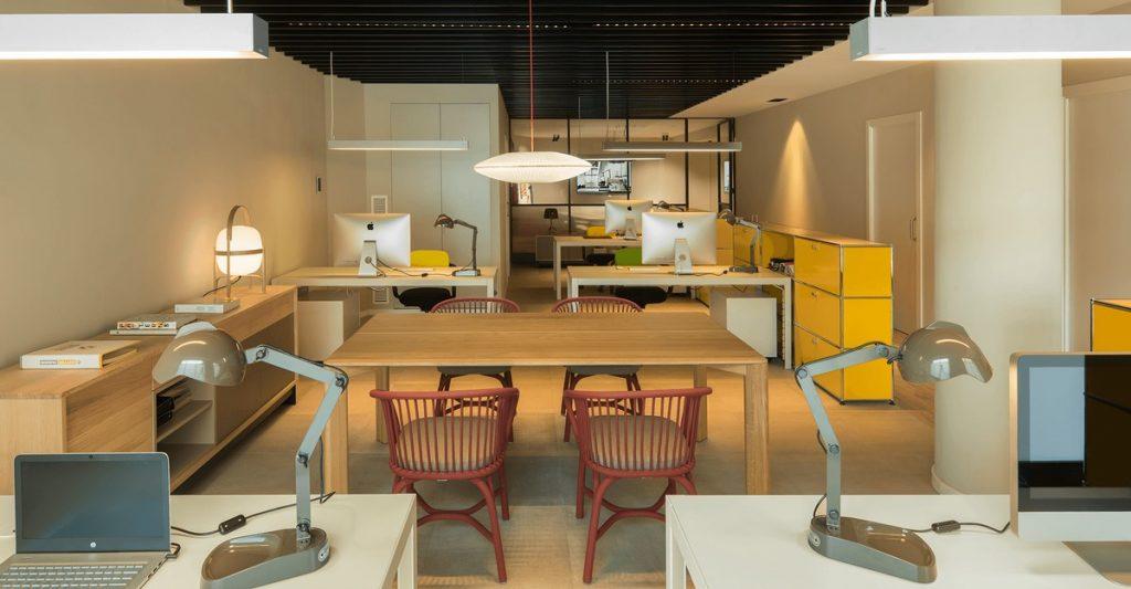 Oficinas Showroom Bogatell 3