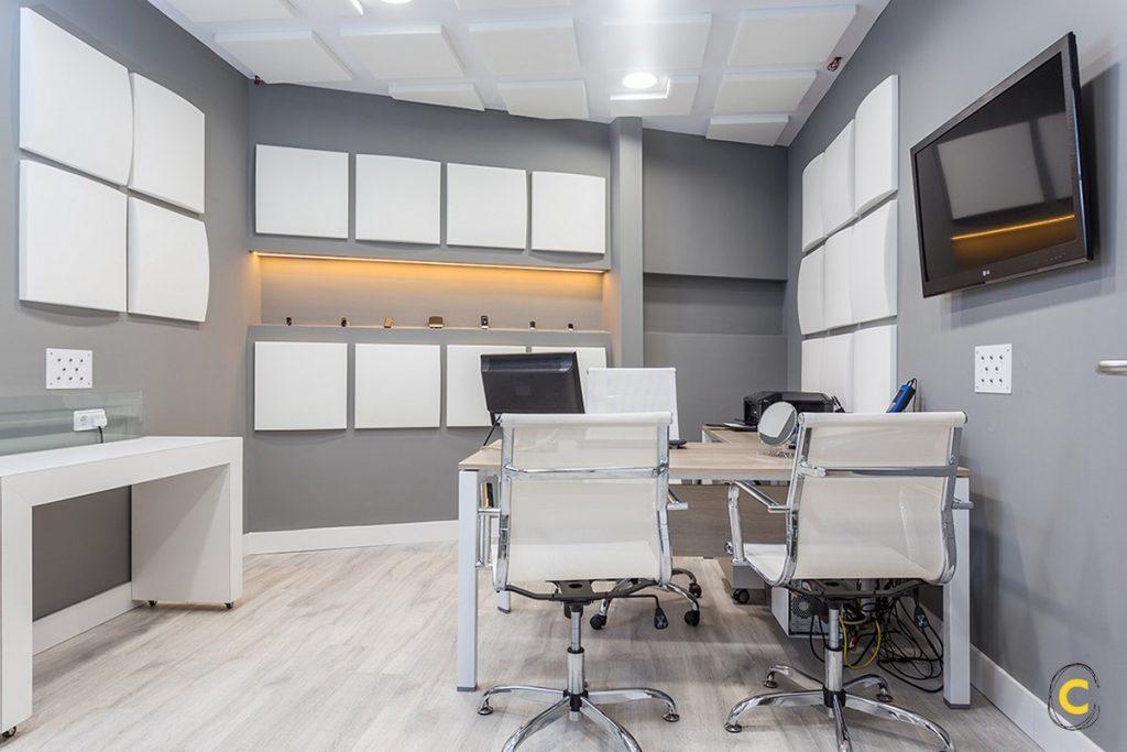 Oficinas C. Auditivos CaaB - Madrid - Spain 12