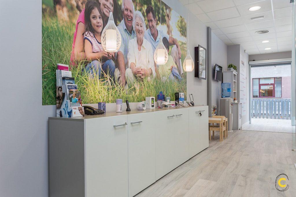 Oficinas C. Auditivos CaaB - Madrid - Spain 2