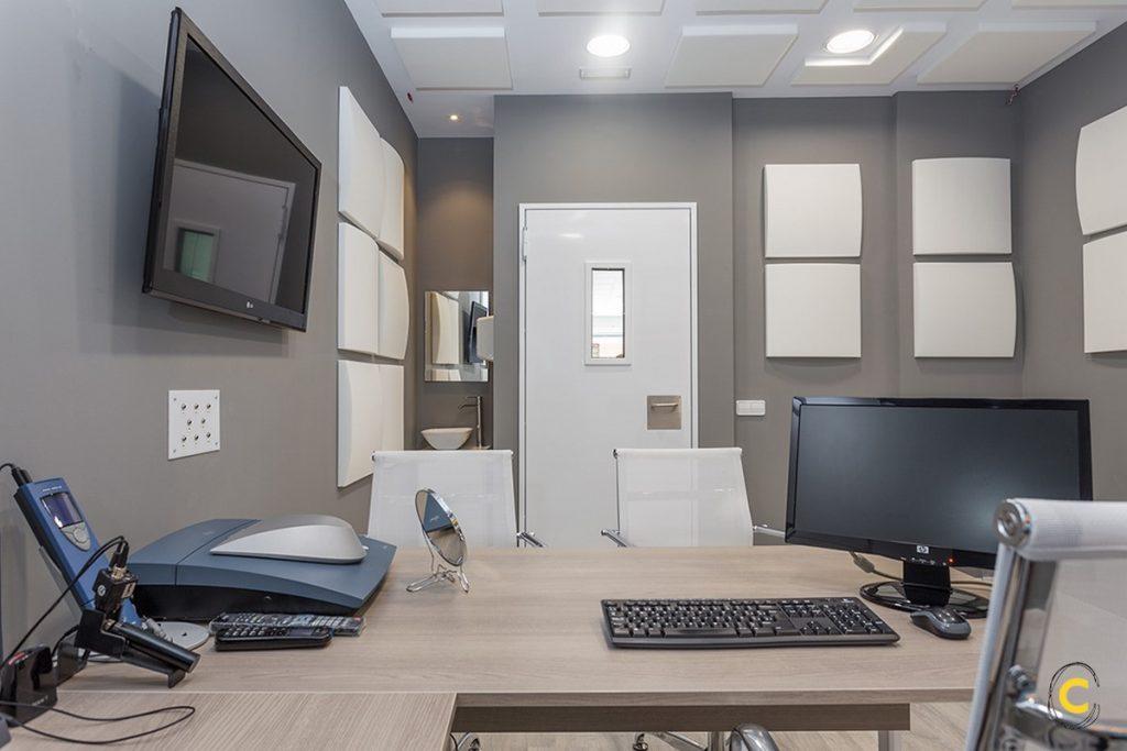 Oficinas C. Auditivos CaaB - Madrid - Spain 9