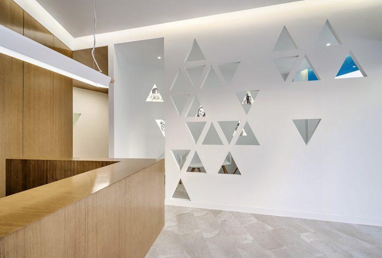 Oficinas Sala Clinic Denia. 1