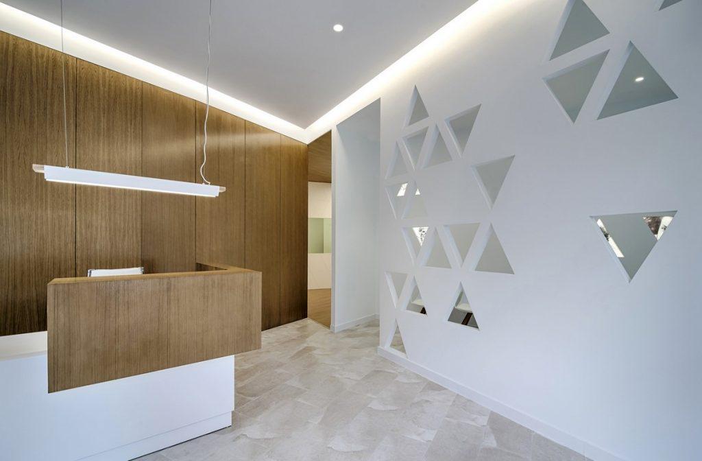 Oficinas Sala Clinic Denia. 2