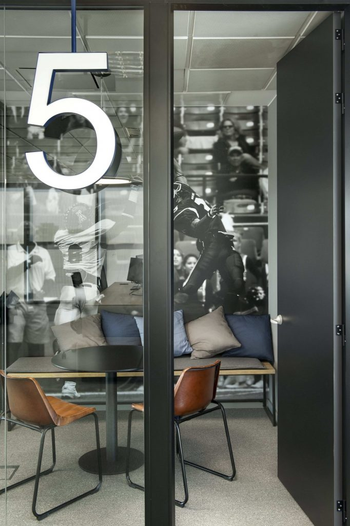 Oficinas Broker Genius 11