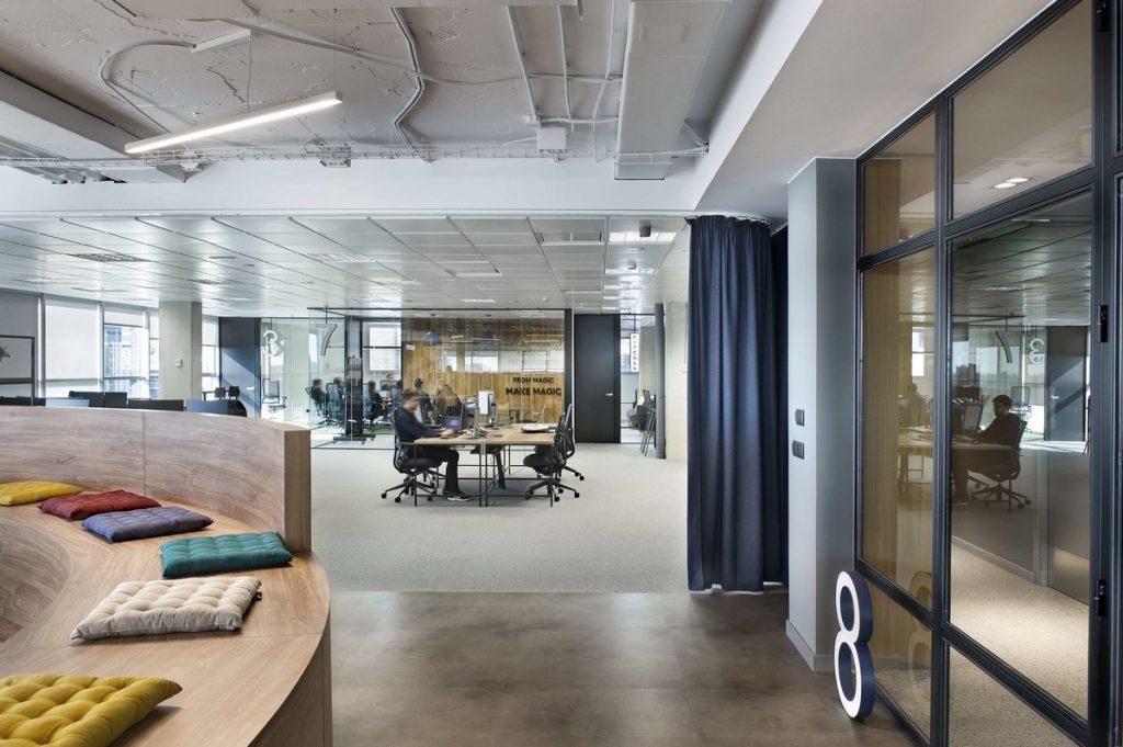 Oficinas Broker Genius 12