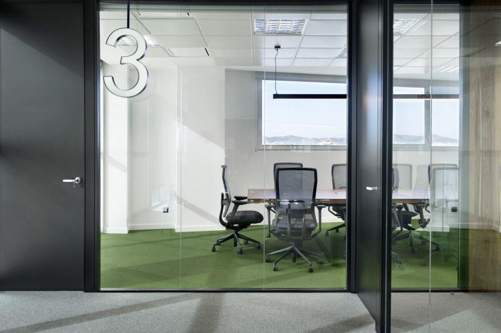 Oficinas Broker Genius 22