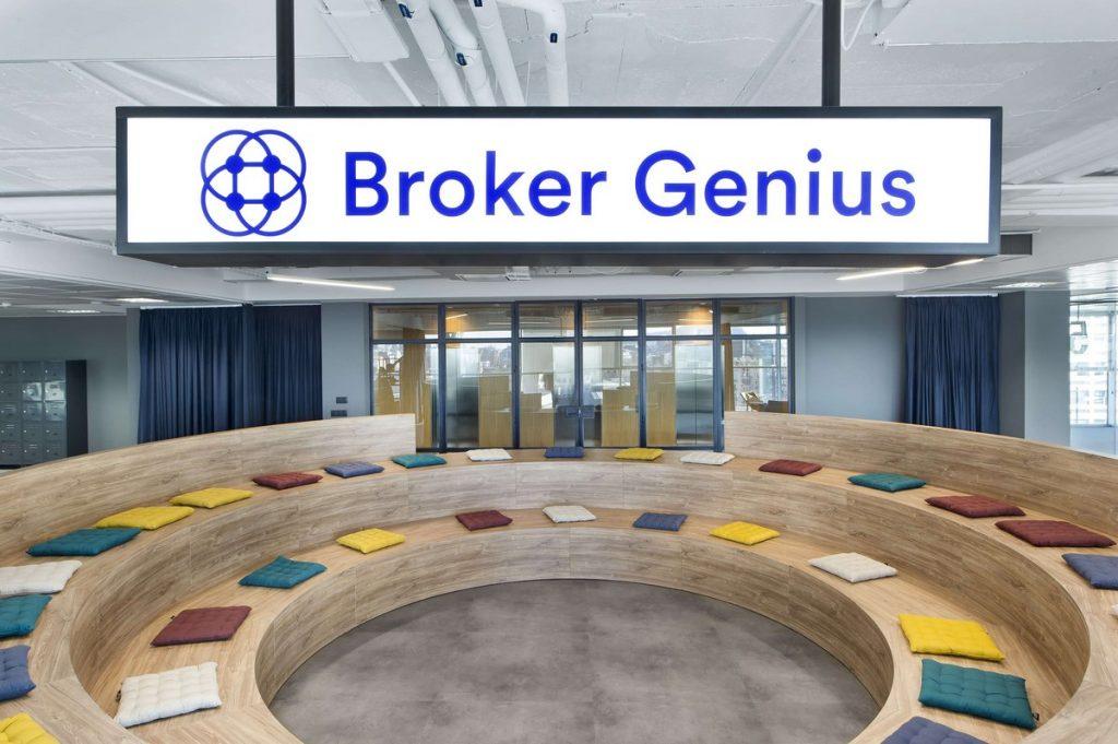 Oficinas Broker Genius 5