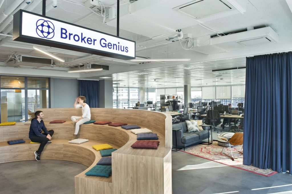 Oficinas Broker Genius 3