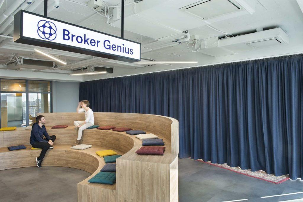 Oficinas Broker Genius 4