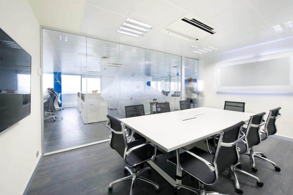 Oficinas Garmin 5