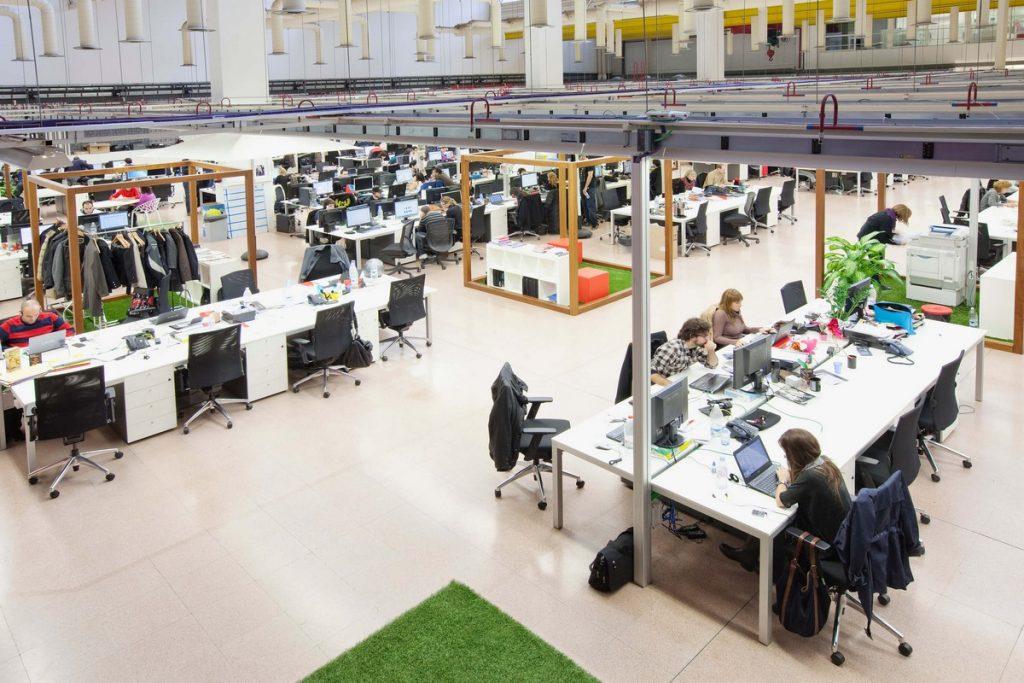 Oficinas Privalia 3