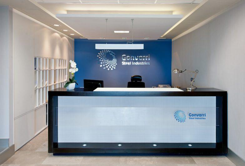 Oficinas Gonvarri Steel Industries - Madrid - Spain 1