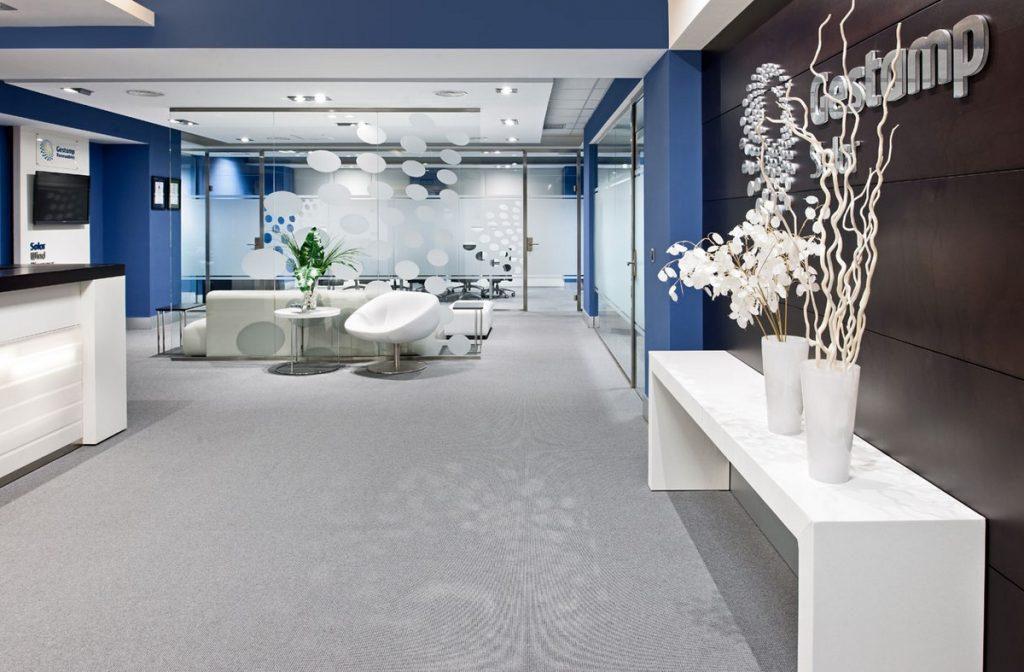Oficinas Centrales Gestamp Renewables- Madrid - Spain 14
