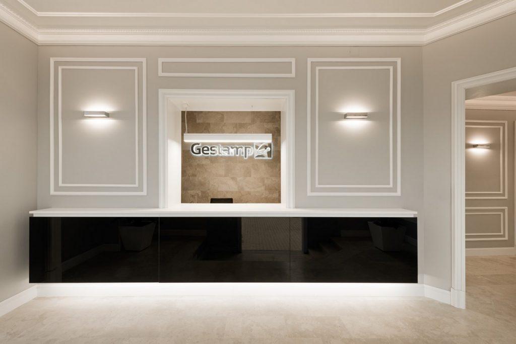 Oficinas Grupo Gestamp - Madrid - Spain 40