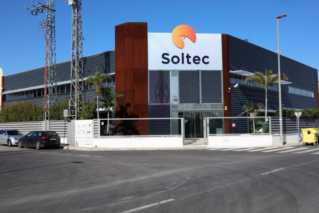 Oficinas Soltec - Murcia - Spain 2