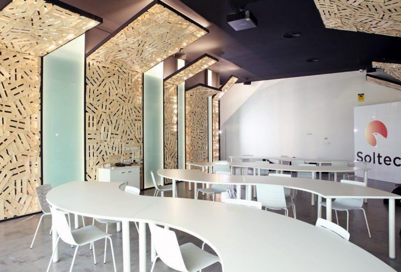 Oficinas Soltec - Murcia - Spain 1