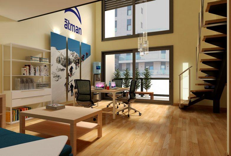 Oficinas Atman 1