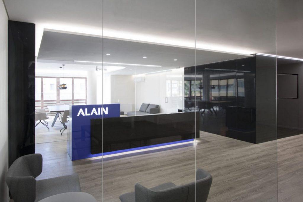 Oficinas Grupo Alain 12