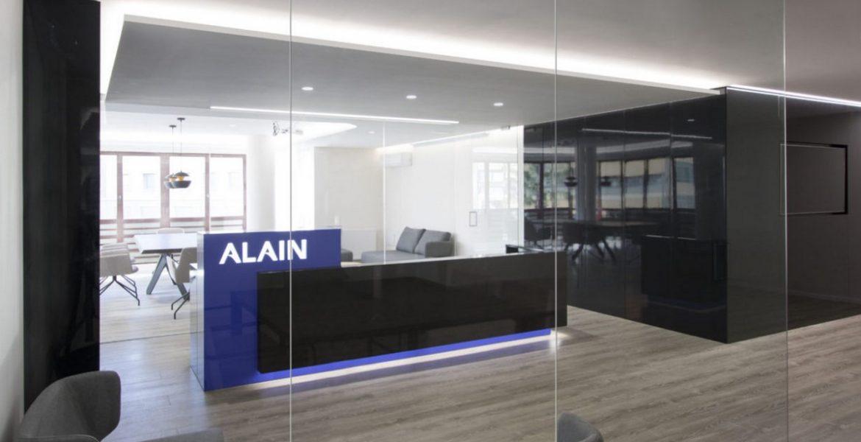 Oficinas Grupo Alain 14