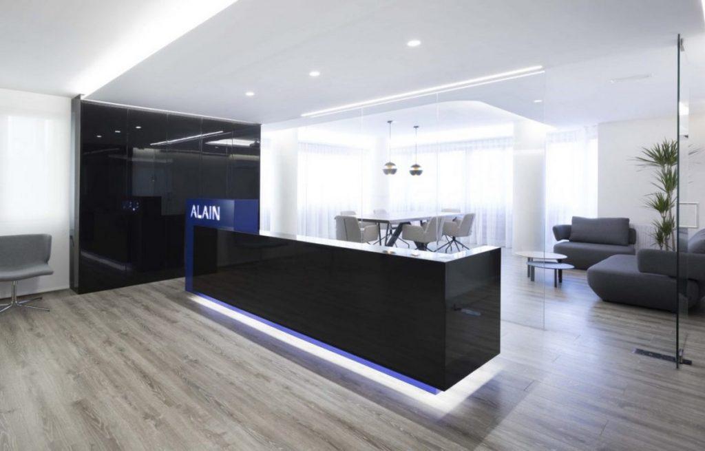 Oficinas Grupo Alain 7