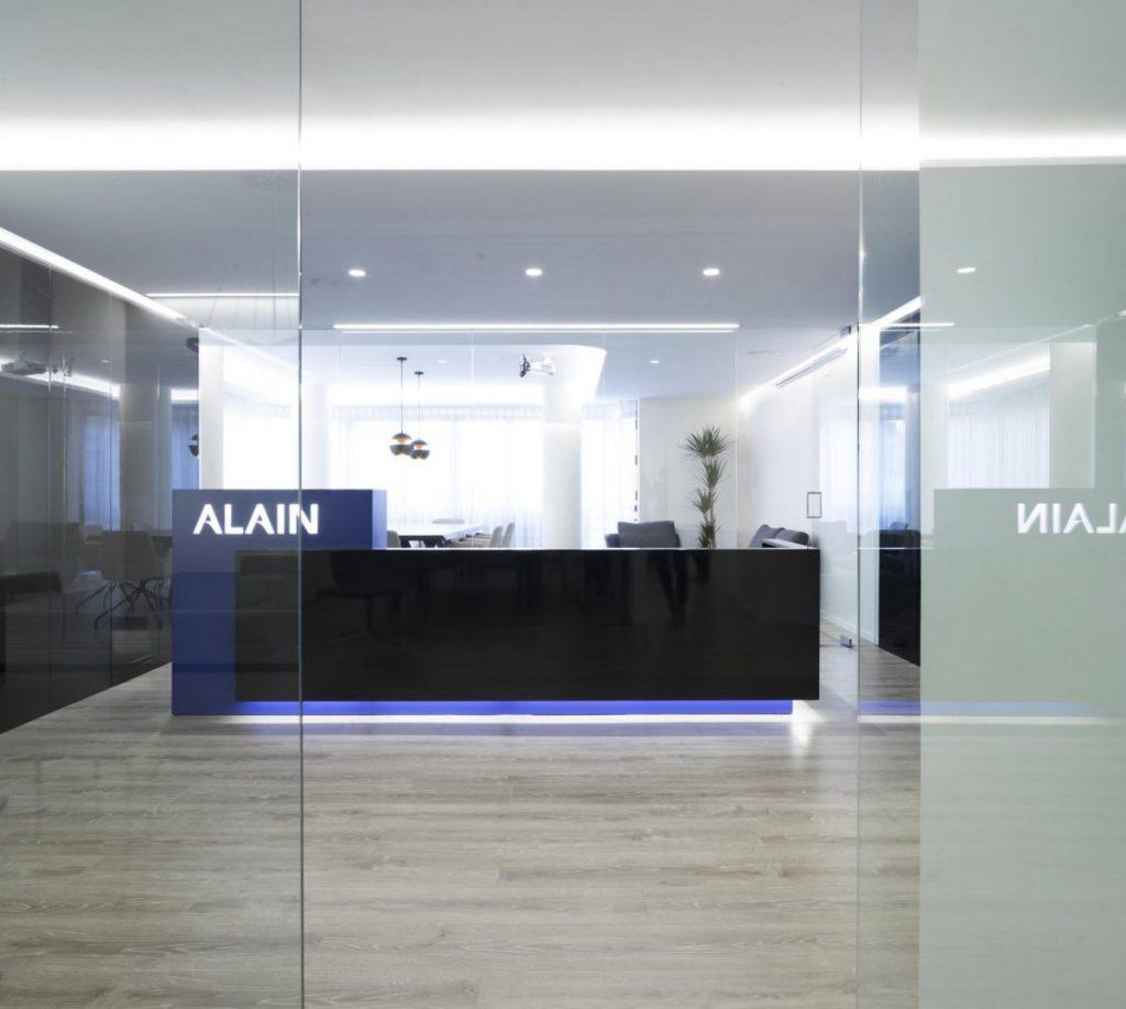 Oficinas Grupo Alain 5