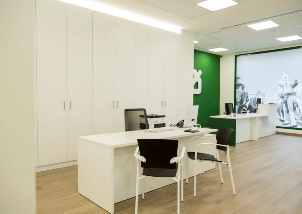 Oficinas Caixa Popular 3