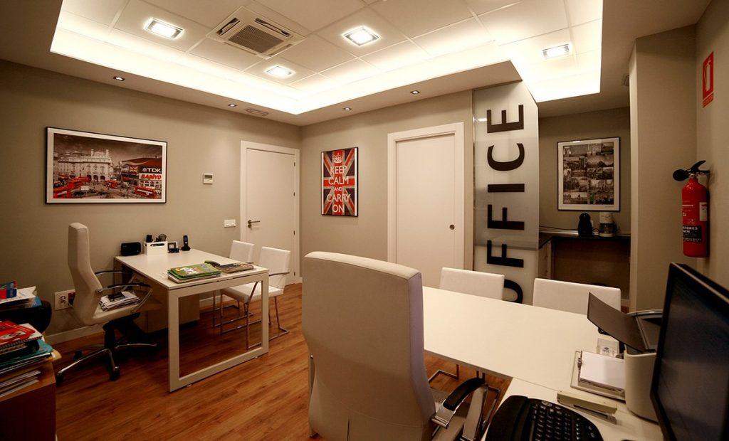 Oficinas Master English Institute 4