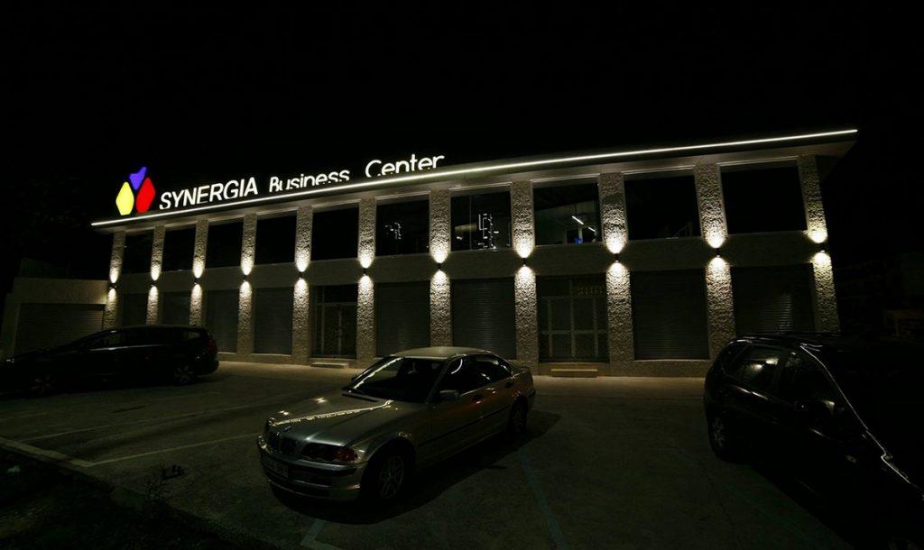 Oficinas Synergia Bussines Center 24