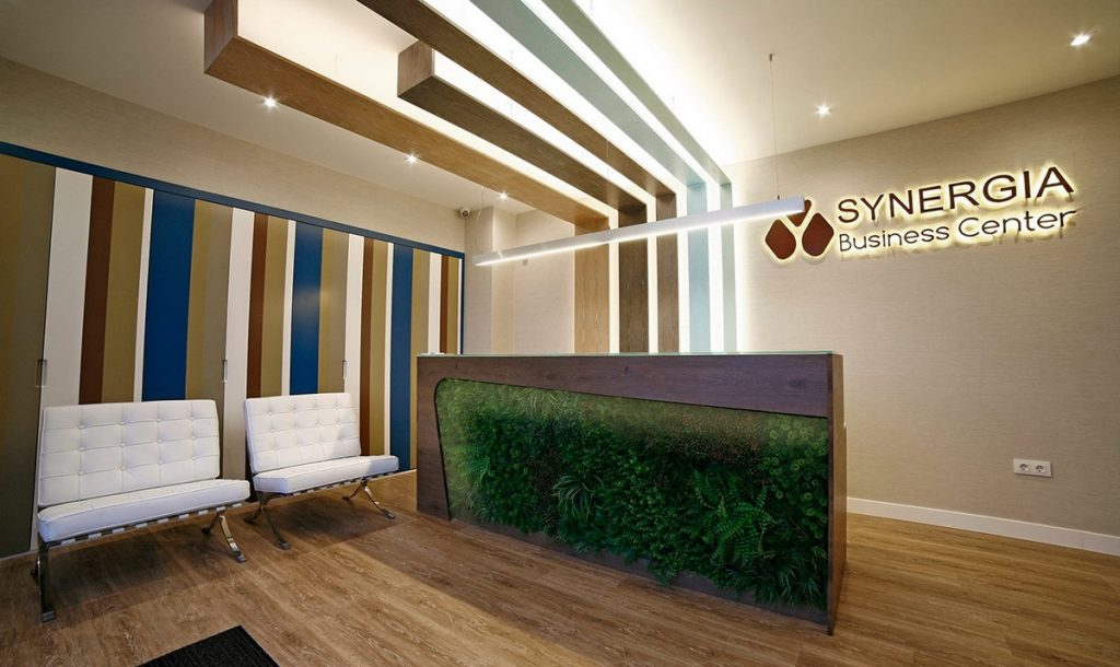 Oficinas Synergia Bussines Center 2