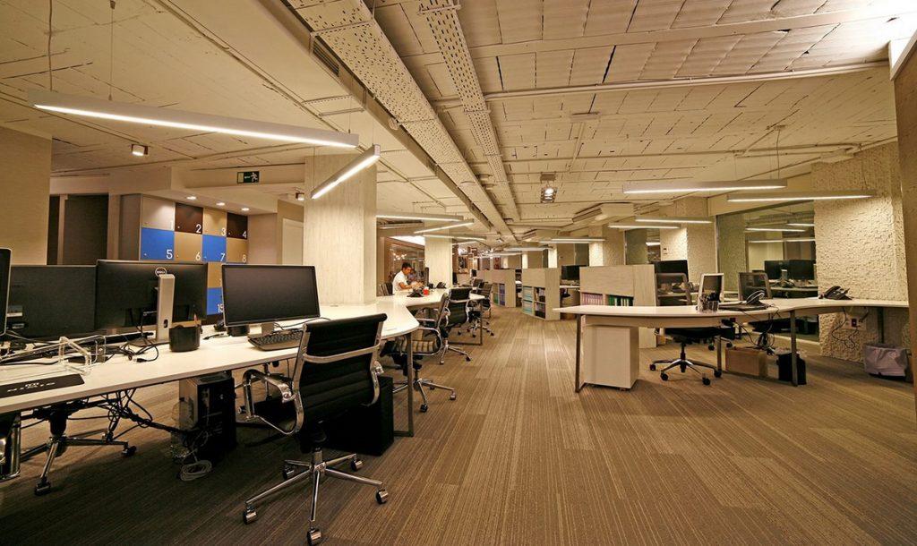 Oficinas Synergia Bussines Center 5