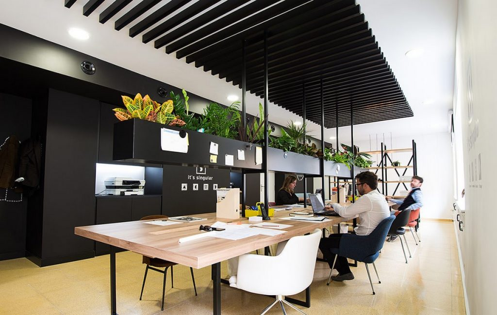 Oficinas It´s Singular 4