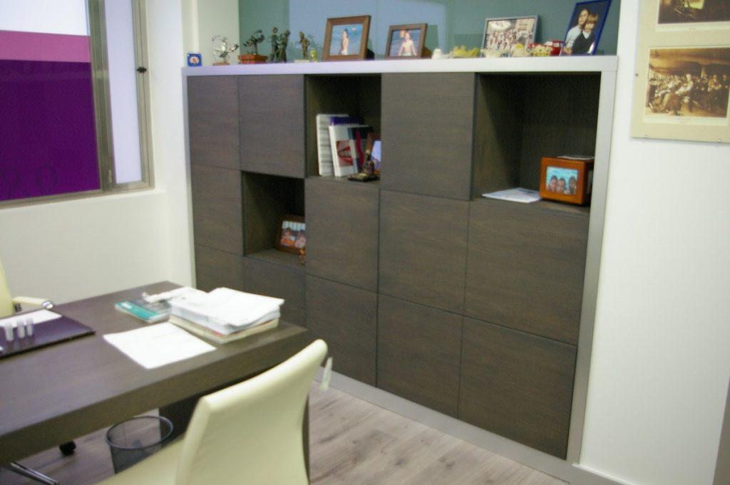 Oficinas Clínica Xeneise 10