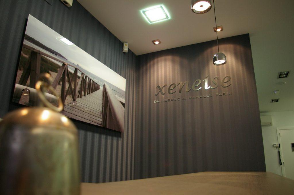 Oficinas Clínica Xeneise 7