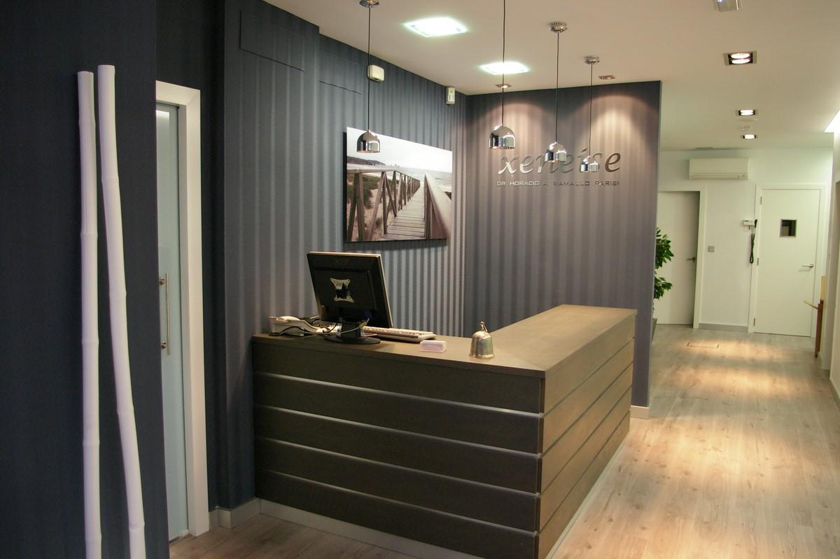 Oficinas Clínica Xeneise – Fotos de Oficinas. Decoración e ...